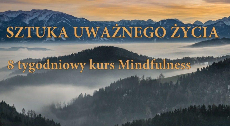 Odosobnienie Lubogoszcz oraz kurs mindfulness online marzec